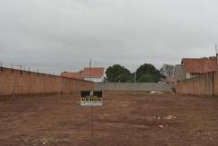 Terreno Jardim São Bento 525 m² com os lados murados