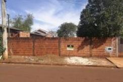 Terreno murado Bairro Santa Maria