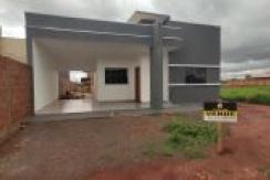 Vende-se Casa Nova Bairro João di Deus