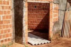 Construção inacabada Bairro Ipanema