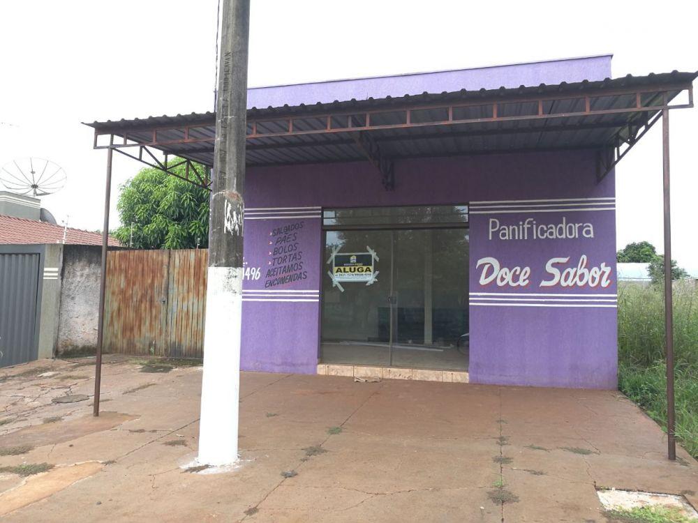 Salão comercial - Bairro Lagoa