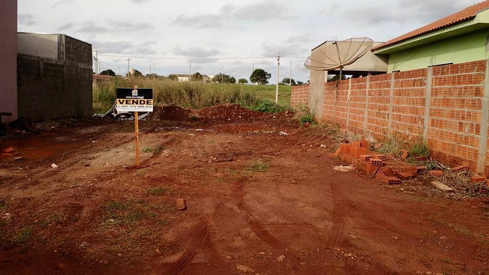 Vende-se terreno - Jardim Nova Era