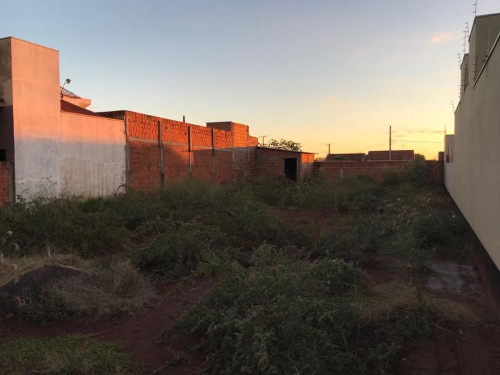 Terreno no Jardim Vitória - Todo murado e aterrado