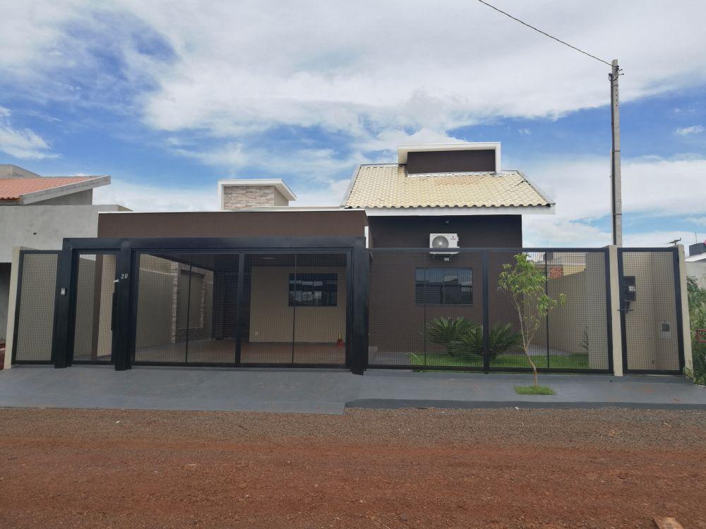 Casa nova de 3 Quartos
