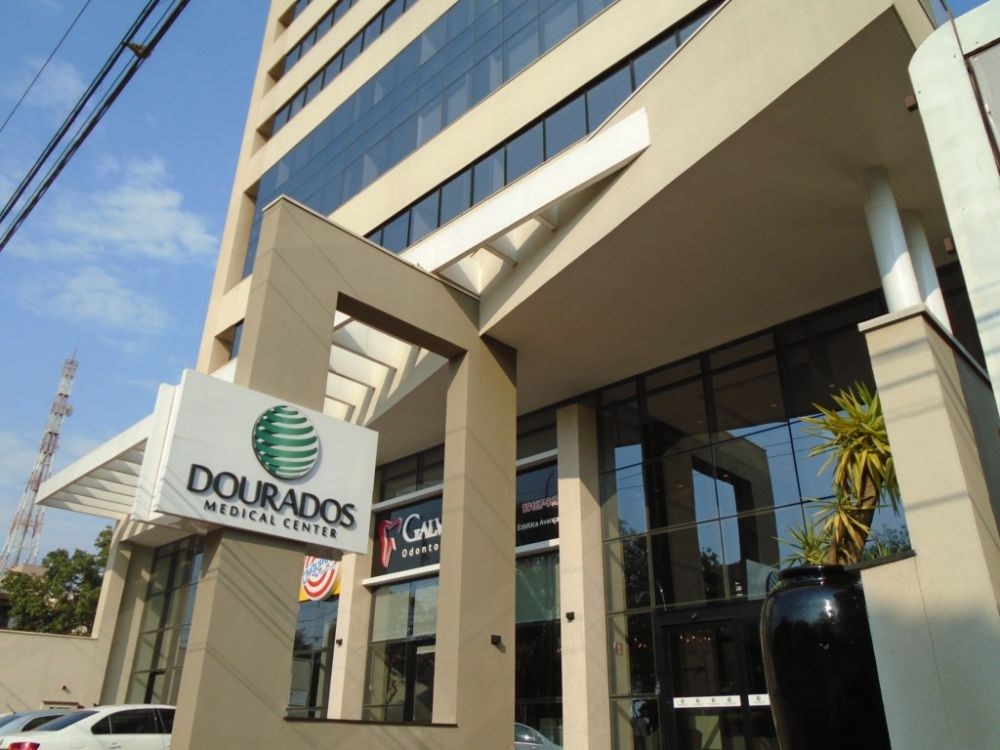 Sala Comercial - Dourados Medical Center